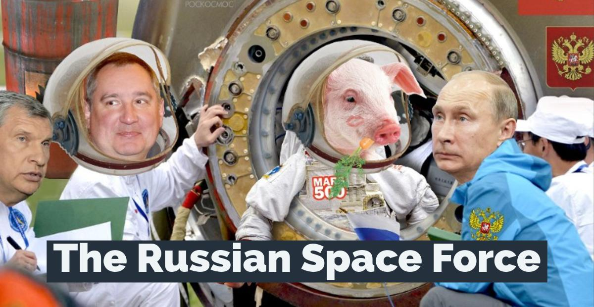 Russian space force investigating NASA