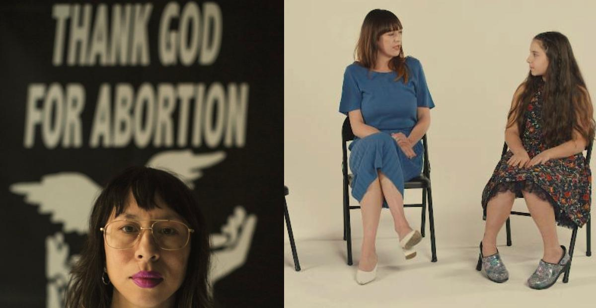 Shout Your Abortion Founder Tells Kid's It's God's Plan to Have Abortions