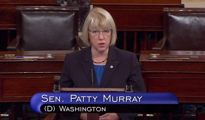 "Democrat Patty Murray Calls Infanticide ""Women's Health and Rights,"" Defends Killing Newborn Babies"
