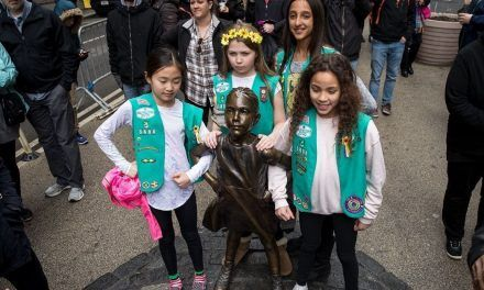 Girl Scouts Honor Pro Abortion Campaign; What is Going On?