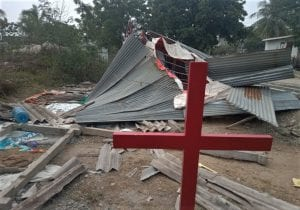 Report Shows 57 Percent Jump in Aggression against Christians in India