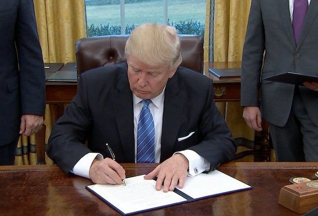 President Trump Expands Order Defunding International Planned Parenthood to Stop More Abortion Funding
