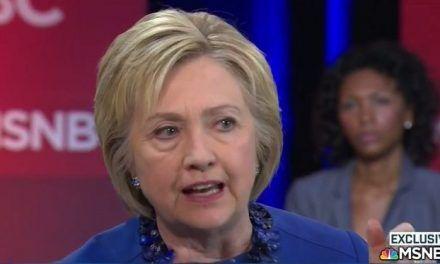 "Hillary Clinton Pushes for Killing Babies as A ""Human Right"" Hail Satan"