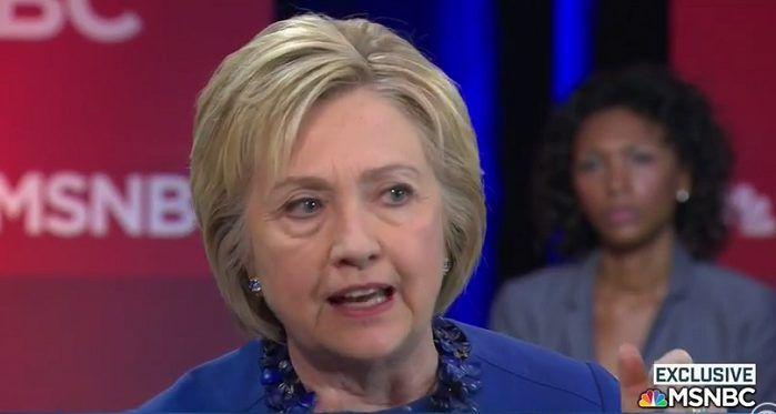 """Hillary Clinton: Killing Babies in Abortions is a """"Human Right"""""""