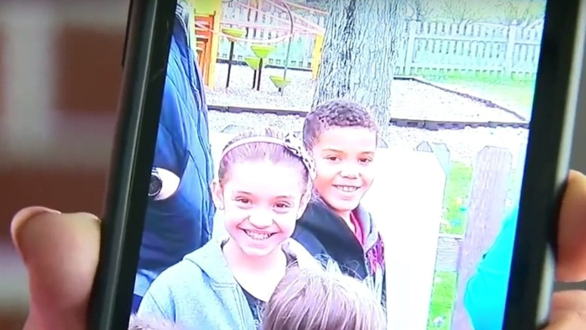 WATCH: 8-year-old's 'extremely heroic' action, quick thinking saves him and older sister from kidnapping