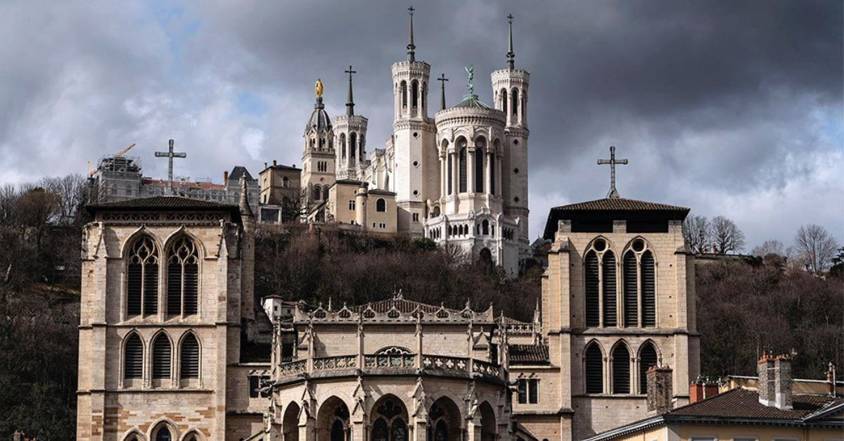 Shattered Statues and Satanic Symbols Mark Rise in Attacks on French Church