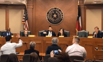 'End This Holocaust': Hundreds Testify Into the Night Before State Committee to Outlaw Abortion in Texas