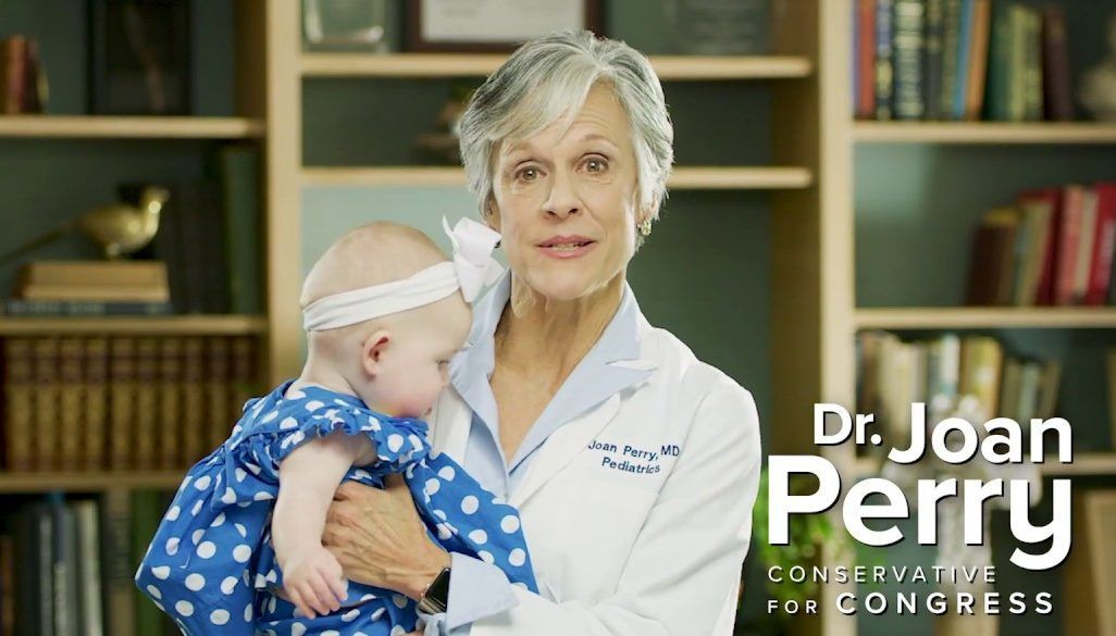 North Carolina Voters Should Support Pro-Life Dr. Joan Perry for Congress