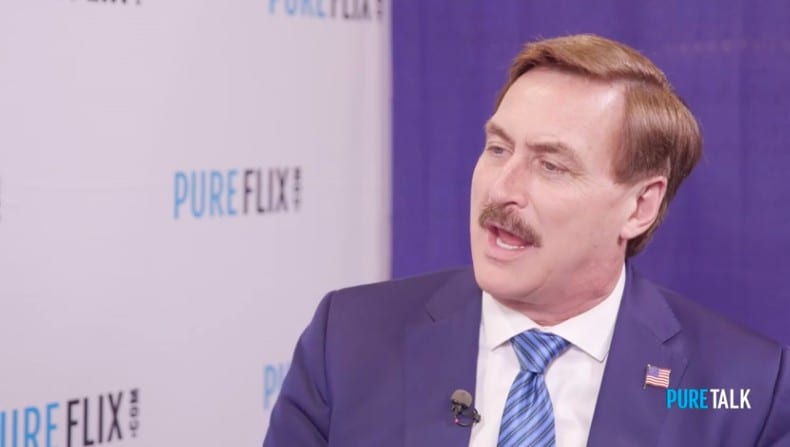 'I Was an … Addict': Inside 'MyPillow' Inventor Mike Lindell's Amazing Transformation