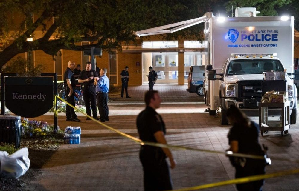 'Hero' UNCC Student Killed Tackling Gunman Buried With Full Military Honors