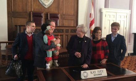 Alabama Families Set record for Adopting Foster Children