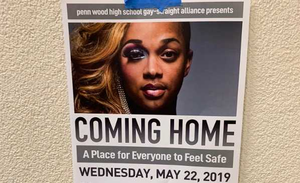 'LGBT Explosion': Pa. High School's 'Gay-Straight Alliance' Presents Drag Show in Auditorium During School Hours