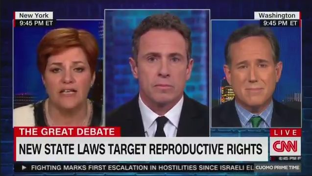 """Abortion Activist: """"When a Woman is Pregnant, That's Not a Human Being Inside Her"""""""