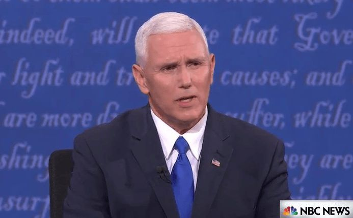 """VP Mike Pence Slams Democrats for Refusing Vote on Anti-Infanticide Bill, This is """"Deeply Troubling"""""""