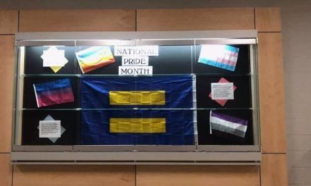 Middle Schools across the U.S. Display LGBT Flags for National Pride Month
