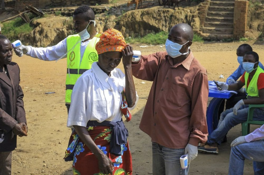 Ebola just spread into Uganda. It may soon become an emergency.