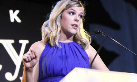 'You Have a Problem With God': Allie Stuckey Blasts Critics of Pastor's Prayer for Trump
