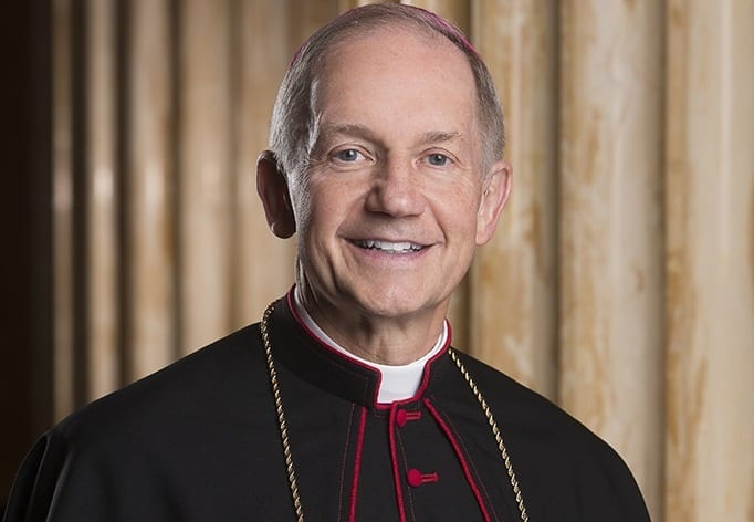 Catholic Bishop Bans Lawmakers Who Voted for Abortions Up to Birth From Receiving Communion