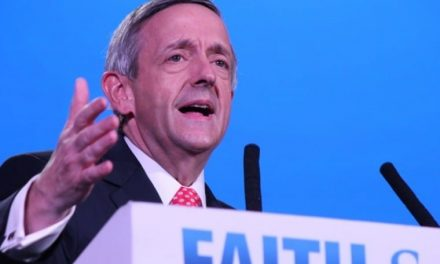 2020 Democrats appeal to an 'imaginary god created in their own minds,' Robert Jeffress says