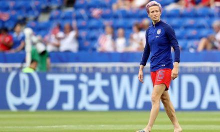 "The Era of the Ungrateful American ""Meghan Rapinoe"""