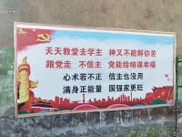 'God grant the right of worshipping,' Guizhou Church stands firm against harassment by authorities