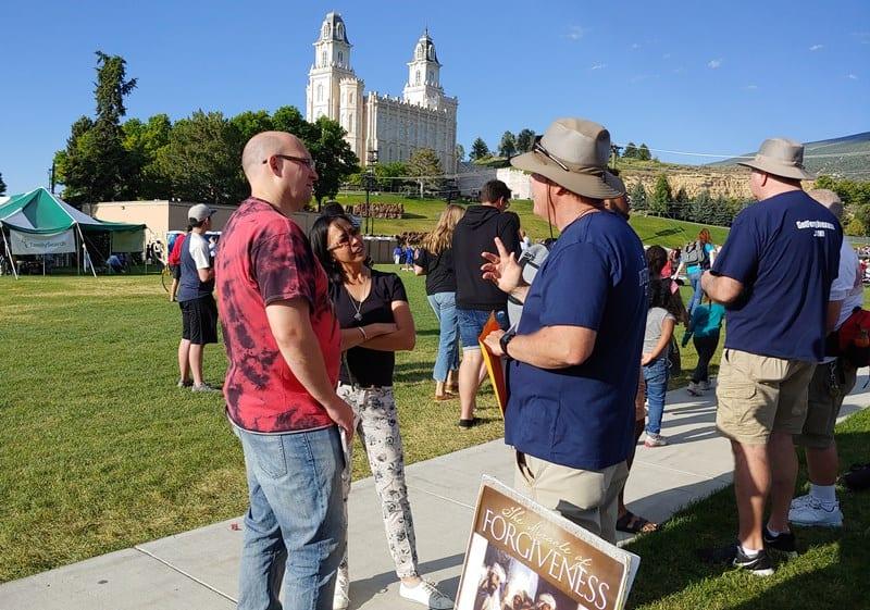 Mormon pageant in Utah draws 400 witnesses for Christ