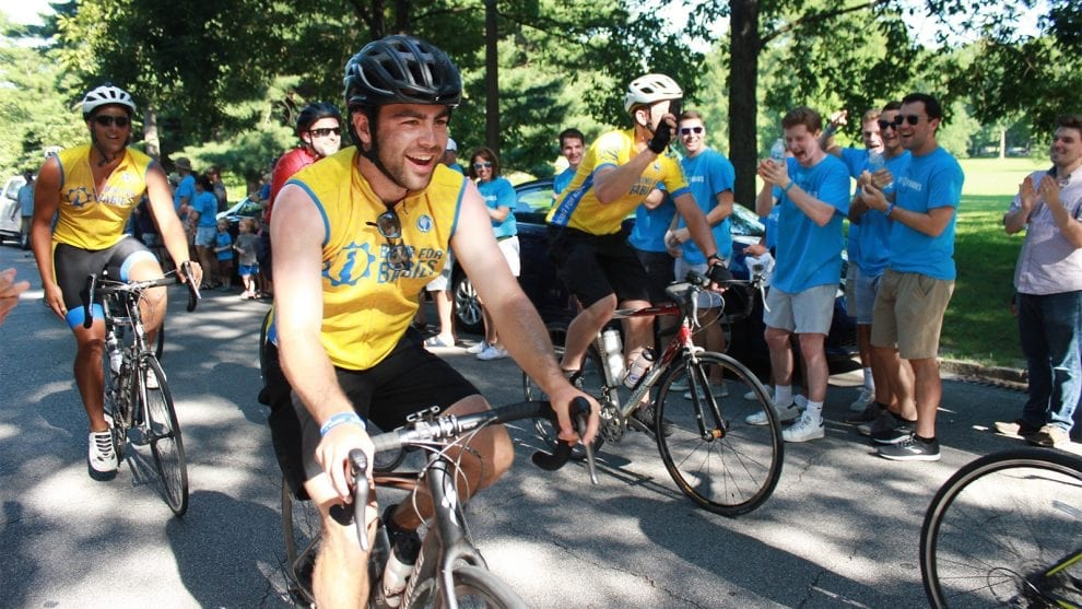Pro-Life Millennials Bike Ride Hundreds of Miles to Raise Funds for Pregnancy Centers