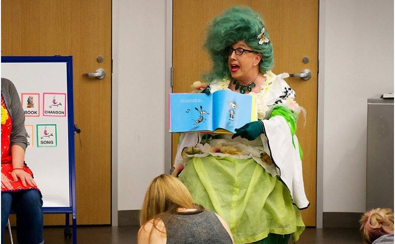 Yet another drag queen reading to kids exposed for sexual crimes. This time it's prostitution