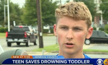 'It Was Scary': Heroic Teen Praises God After Rescuing Toddler From Drowning