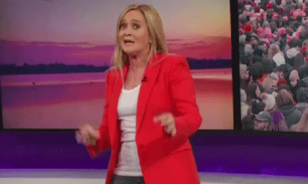 """""""Comedian"""" Samantha Bee: Pro-Lifers are a Bunch of """"Sh—- Men"""" Who """"Don't Know Where a Vagina Is"""""""