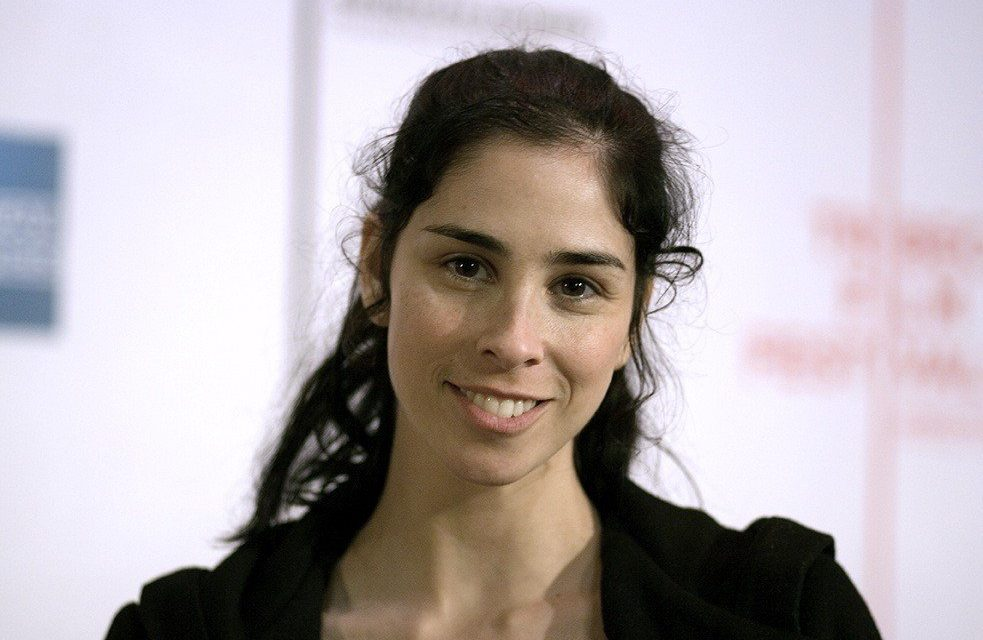Abortion Activist Sarah Silverman Fired From Film Over Wearing Blackface in 2007