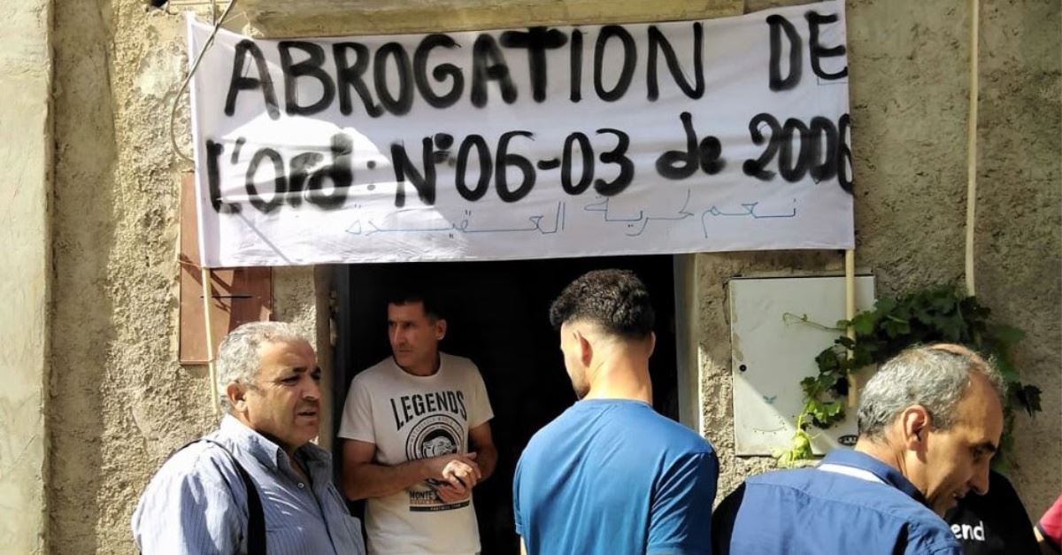 After Christians in Algeria Prevented Church Closure, Authorities Seal it Shut