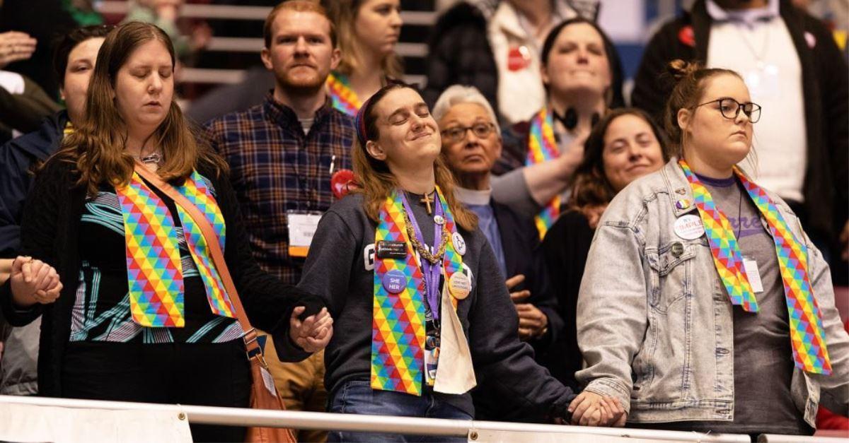United Methodists Float Plans to Split Denomination after LGBTQ Vote