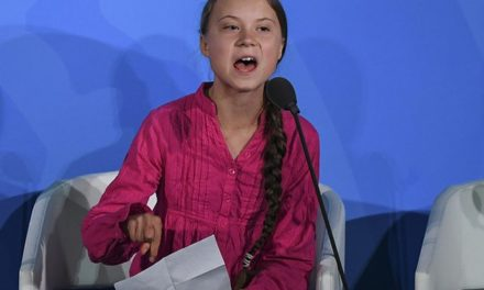 Fake News Greta Thunberg & Allies File Climate Complaint Against 5 Countries But Not China