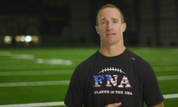 Drew Brees Responds to Outrage Over Bible Video, Tells People 'Not to Believe the Negativity'