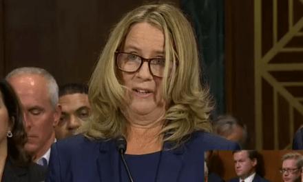 Book Confirms Abortion Motivated Christine Ford's False Attacks on Brett Kavanaugh