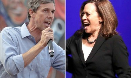 Kamala Harris, Beto O'Rourke Mad They Didn't Get to Celebrate Abortion During Democrat Debate