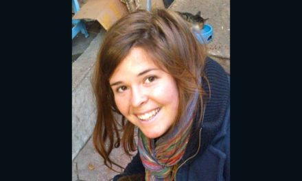 Kayla Mueller's parents praise President Trump and Soldiers for Killing Al-Baghdadi