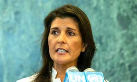 Nikki Haley Says Every American Should Support President Trump
