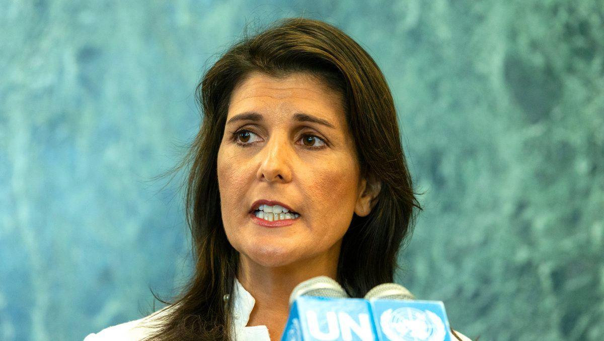 'Every American Should Be Proud of President Trump,' Says Nikki Haley