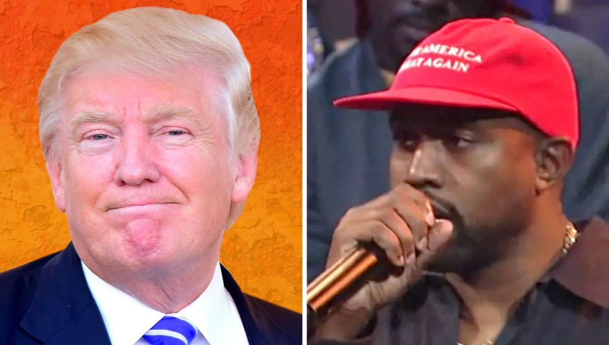 Kanye West Defends His Support of Trump, Says Votes Based on Skin Color Are 'Mental Slavery'