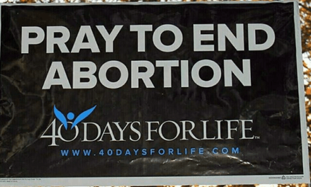 40 Days for Life Campaign Has Saved 93 Babies From Abortion So Far