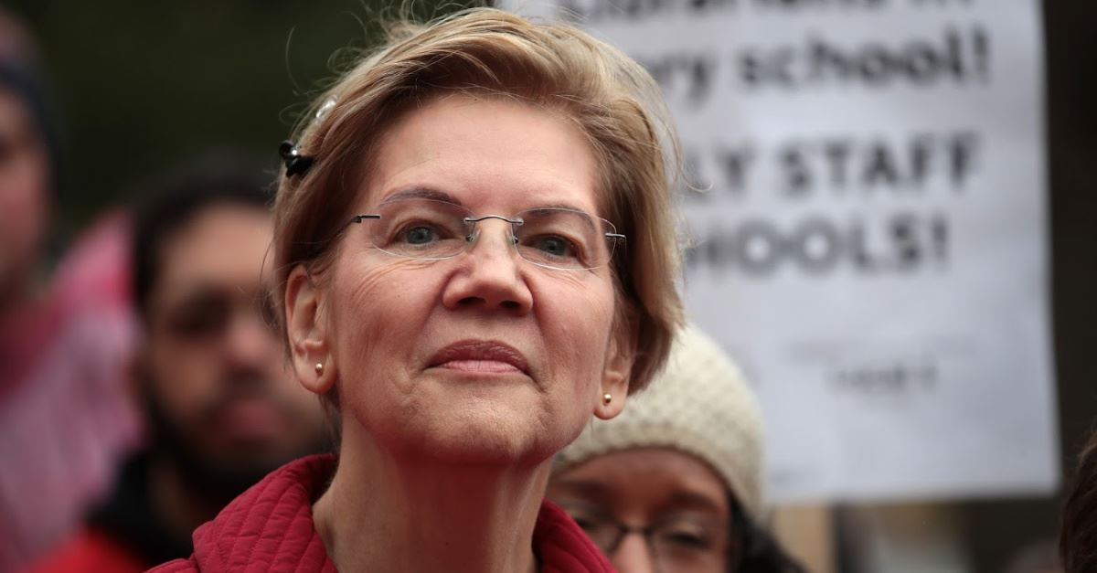How Stupid 'Elizabeth Warren' Considers a Outreach Program for Atheist and the Ungodly