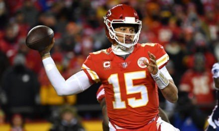 'God Is Good': Chiefs QB Patrick Mahomes Reacts With Faith Following Devastating Injury
