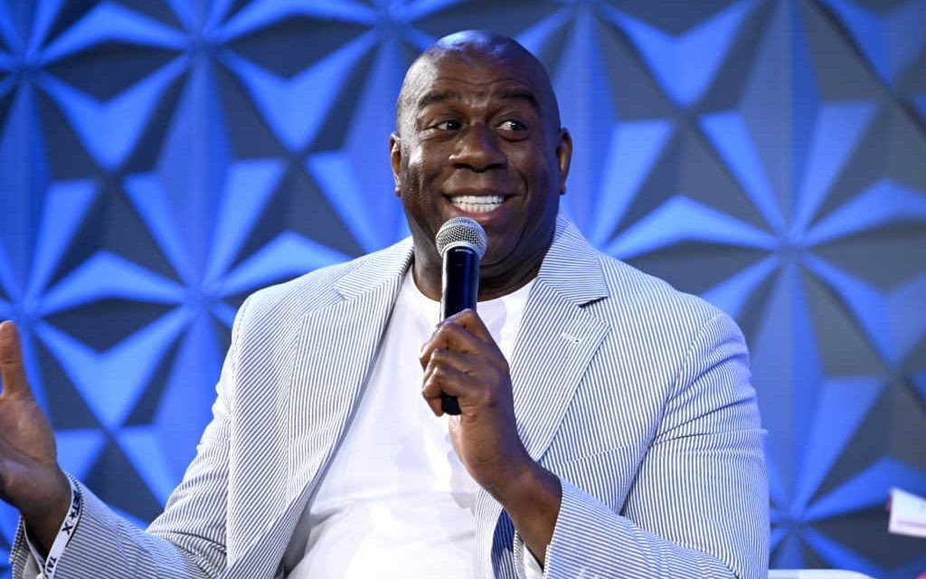 NBA Legend Magic Johnson Says He's Focused on 'God's Plan' For His Life