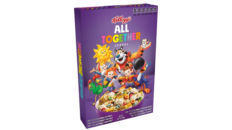 Kellogg's launches LGBT cereal in US
