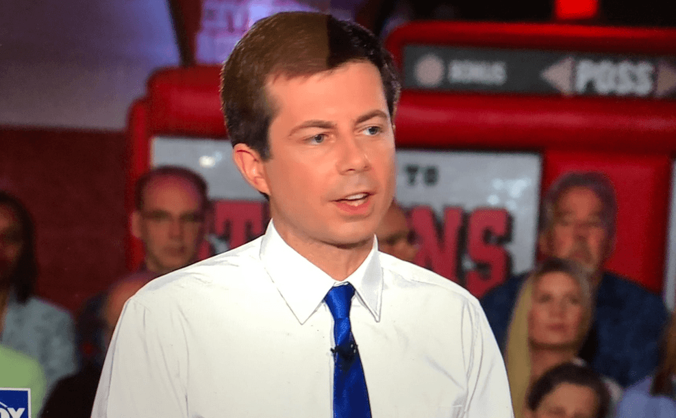 Pete Buttigieg Opposes Death Penalty for Terrorists, Supports It For Unborn Babies