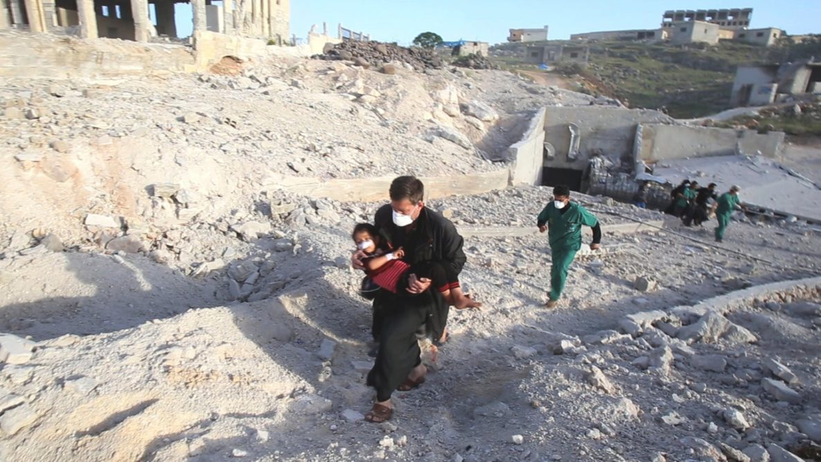 12 Hours. 4 Syrian Hospitals Bombed. One Culprit: Russia.