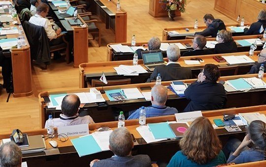 Swiss Protestant Church votes to allow same-sex marriages