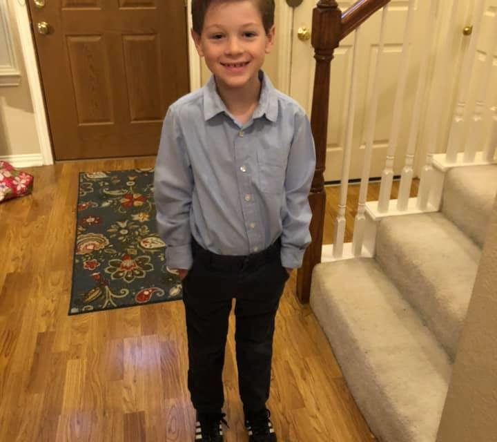 Amen! Seven-Year-Old Son Embroiled in Transgender Court Case Chooses to Attend School as Boy